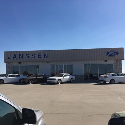 Janssen Ford of York 1