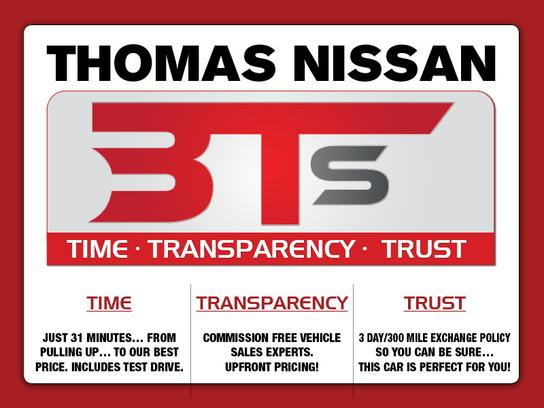 Thomas Nissan of Joliet 2