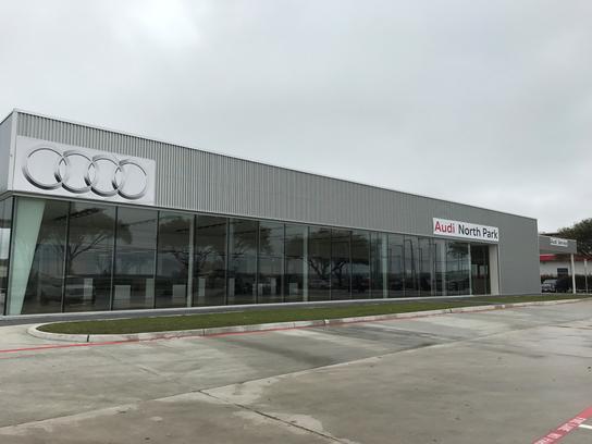 Audi North Park Car Dealership In SELMA TX Kelley - Audi car showroom