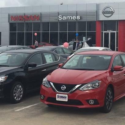 Sames Kingsville Ford Nissan 1 Sames Kingsville Ford Nissan 2 ... & Sames Kingsville Ford Nissan car dealership in KINGSVILLE TX ... markmcfarlin.com