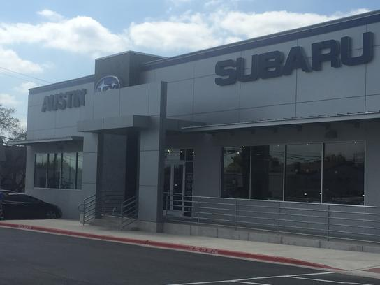 Continental Automotive Group: Austin Subaru