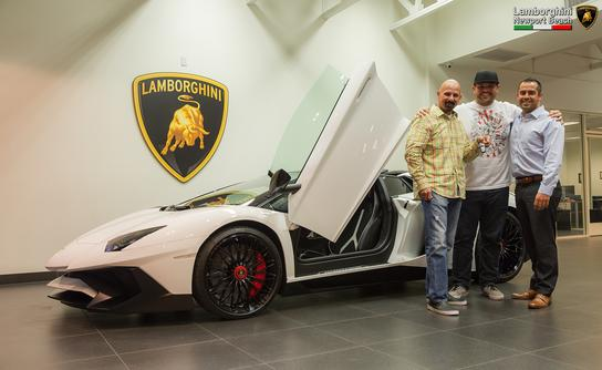 Lamborghini Newport Beach 1 ...