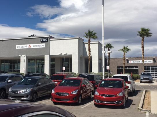 las vegas mitsubishi car dealership in las vegas, nv 89117-2835