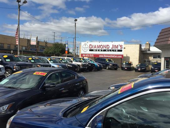 Diamond Jim's - West Allis