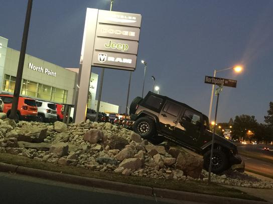 North Point Chrysler Jeep Dodge RAM FIAT 1