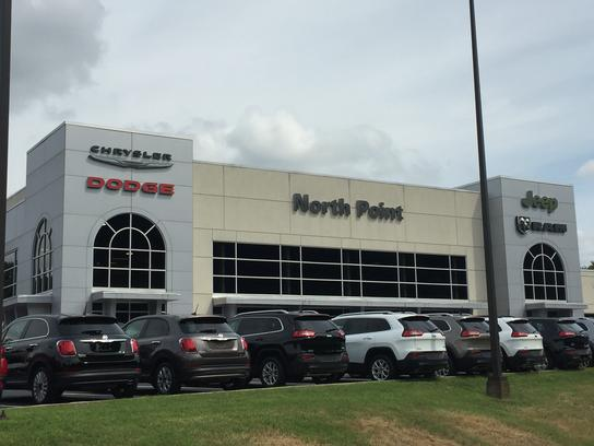North Point Chrysler Jeep Dodge Ram Fiat Car Dealership In