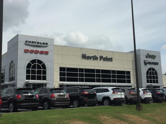 North Point Chrysler Jeep Dodge RAM FIAT Car Dealership In Winston Salem,  NC 27106 | Kelley Blue Book