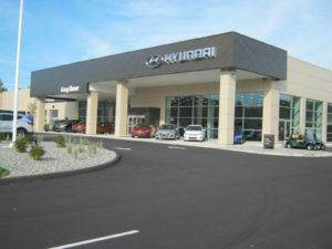 Gary Rome Hyundai car dealership in Holyoke, MA 01040-7403 | Kelley