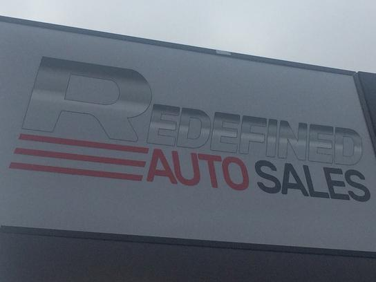Redefined Auto Sales