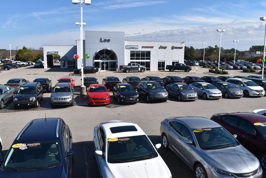 Lee Chrysler Dodge Jeep Ram Car Dealership In Wilson Nc