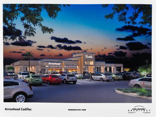 arrowhead cadillac car dealership in glendale az 85308 kelley blue book. Black Bedroom Furniture Sets. Home Design Ideas