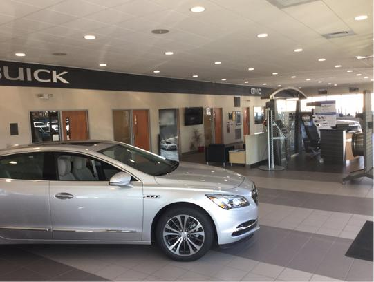 Faulkner Buick GMC of West Chester 1