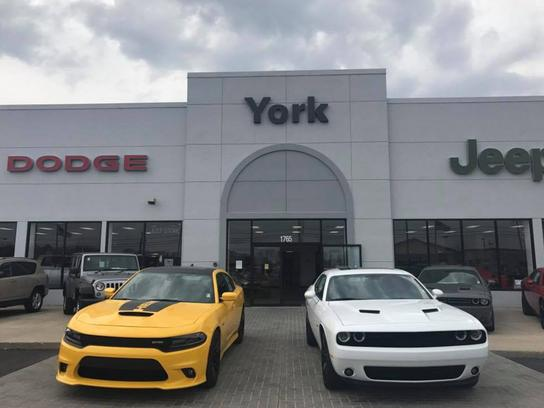 York Chrysler Dodge Jeep