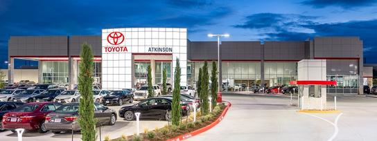 Atkinson Toyota South Dallas 1
