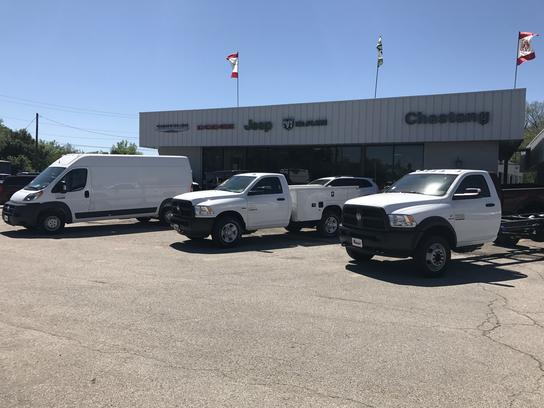 Chastang Chrysler Dodge Jeep RAM 2