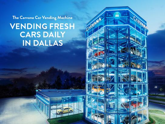Carvana Dallas (As Soon as Next Day Delivery)