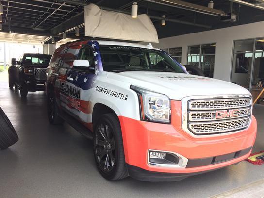 Leachman Buick Gmc Cadillac Car Dealership In Bowling Green Ky