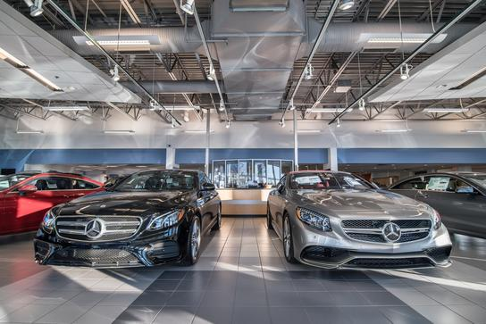 Mercedes-Benz of Hoffman Estates 1