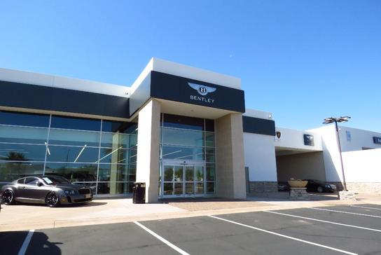 Bentley Rolls Royce Lamborghini Of Scottsdale Car Dealership In