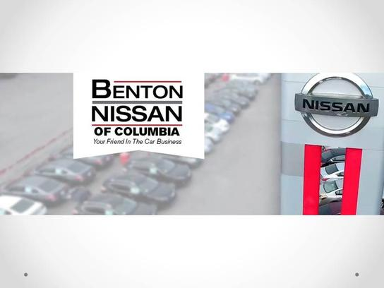 Benton Nissan of Columbia