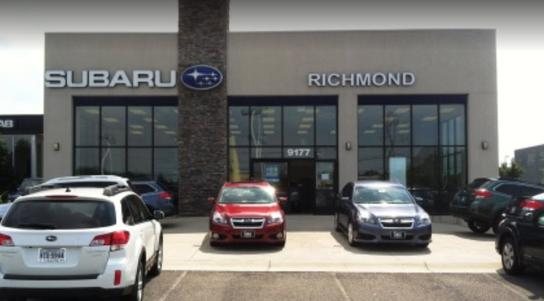 Subaru of Richmond