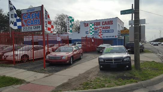Detroit Cash For Cars 1