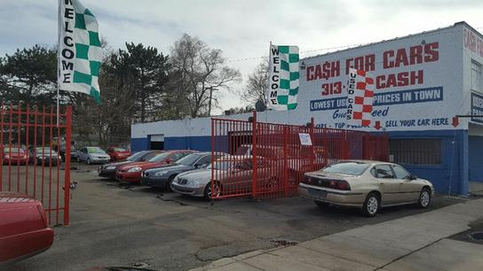 Detroit Cash For Cars