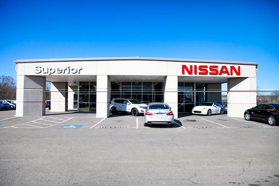 Superior Nissan Conway >> Superior Nissan Car Dealership In Conway Ar 72032 8587