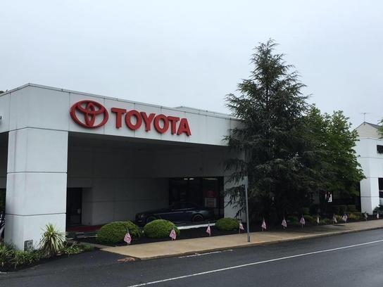 Toyota Of Westport Car Dealership In Westport Ct 06880 Kelley