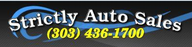 Strictly Auto Sales
