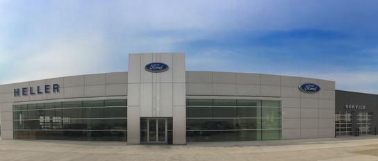 Heller Ford El Paso Il >> Heller Ford Sales Inc Car Dealership In El Paso Il 61738 Kelley