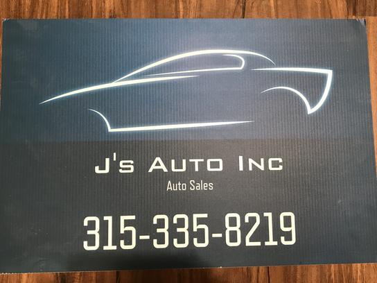 j 39 s auto inc car dealership in rome ny 13440 2925 kelley blue book. Black Bedroom Furniture Sets. Home Design Ideas