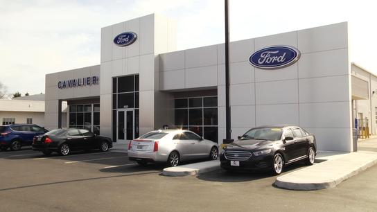 Cavalier Ford Chesapeake Square