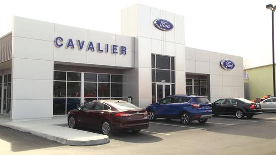 Cavalier Ford Chesapeake Square 1