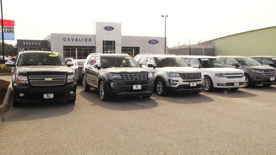 Cavalier Ford Chesapeake Square 2