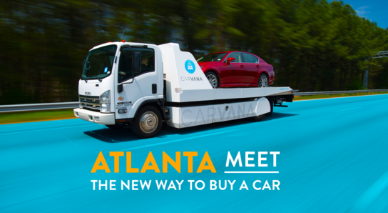 Carvana Atlanta (As Soon as Next Day Delivery)