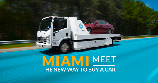 Carvana Miami (As Soon as Next Day Delivery)