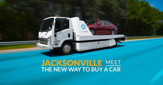 carvana car dealership in jacksonville fl 32202 kelley blue book. Black Bedroom Furniture Sets. Home Design Ideas