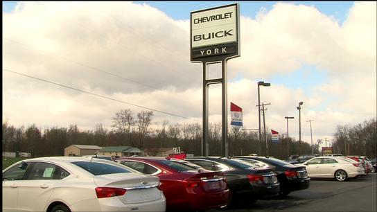 York Chevrolet Buick car dealership in zil, IN 47834-7330 ...