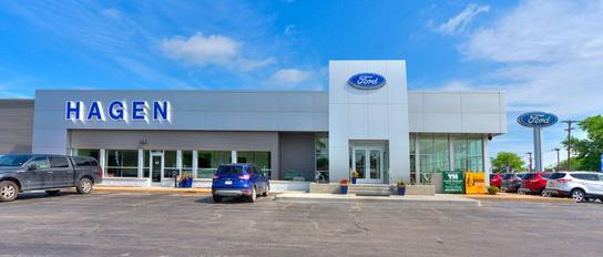 Hagen Ford Bay City Michigan >> Hagen Ford Car Dealership In Bay City Mi 48706 Kelley Blue Book