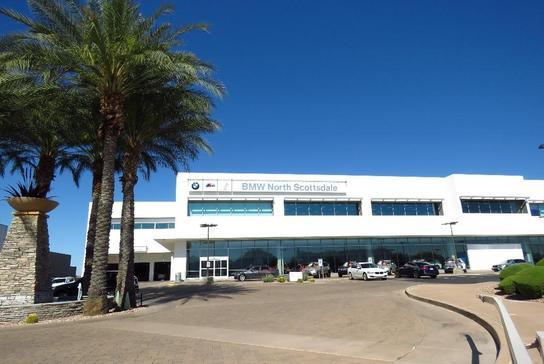 bmw north scottsdale car dealership in phoenix, az 85054   kelley