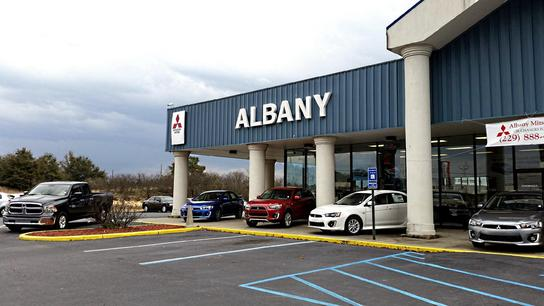 albany mitsubishi car dealership in albany ga 31705 2757 kelley blue book. Black Bedroom Furniture Sets. Home Design Ideas