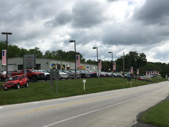 Anthony D'Ambrosio Chrysler Dodge Jeep RAM car dealership in ...