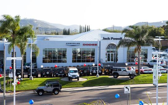 Jack Powell Chrysler Dodge Jeep Ram Car Dealership In Escondido Ca 92029 Kelley Blue Book
