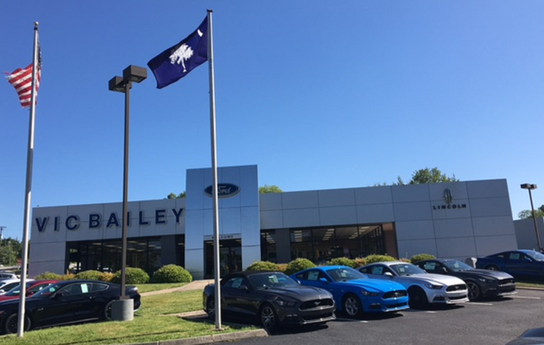 958bef62bd Vic Bailey Ford Lincoln car dealership in Spartanburg