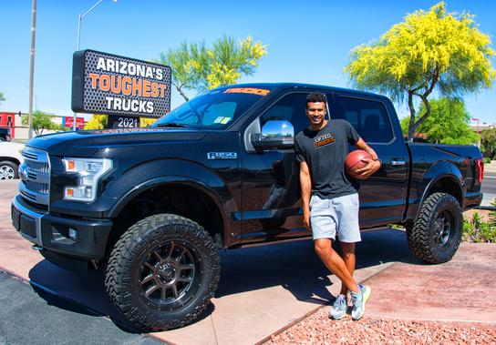 Ford Dealership Phoenix >> Lifted Trucks car dealership in PHOENIX, AZ 85022-2925 | Kelley Blue Book