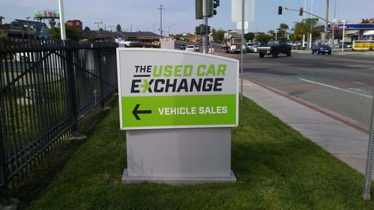 The Used Car Exchange
