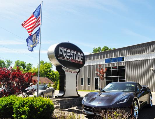 prestige motor car car dealership in clifton park ny