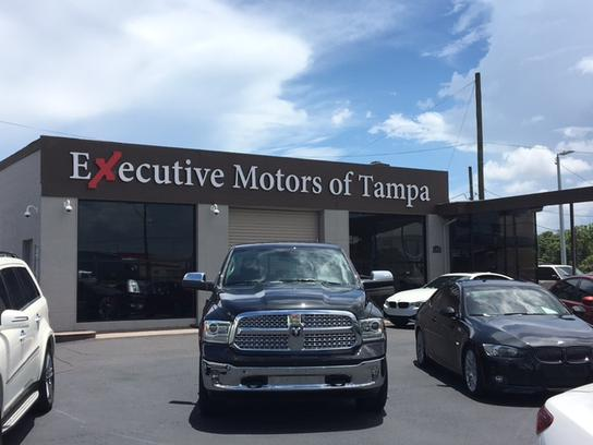 executive motors of tampa car dealership in tampa fl