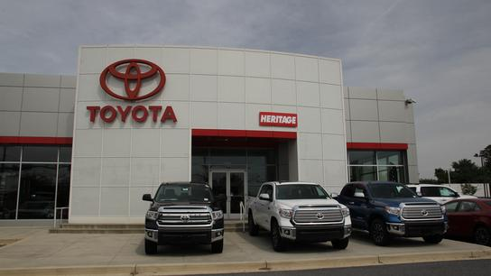Heritage Toyota Catonsville Car Dealership In Baltimore Md 21228 Kelley Blue Book